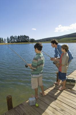 How to fish off piers gone outdoors your adventure awaits for Do you need a fishing license on a pier