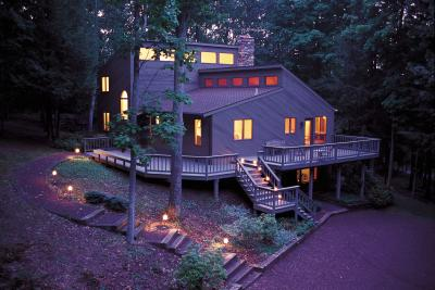 How To Light The Front Exterior Of A House Home Guides