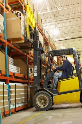 salary of a warehouse forklift driver chroncom - Warehouse Forklift Operator Jobs