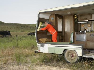 Cool Camper Trailer Plans