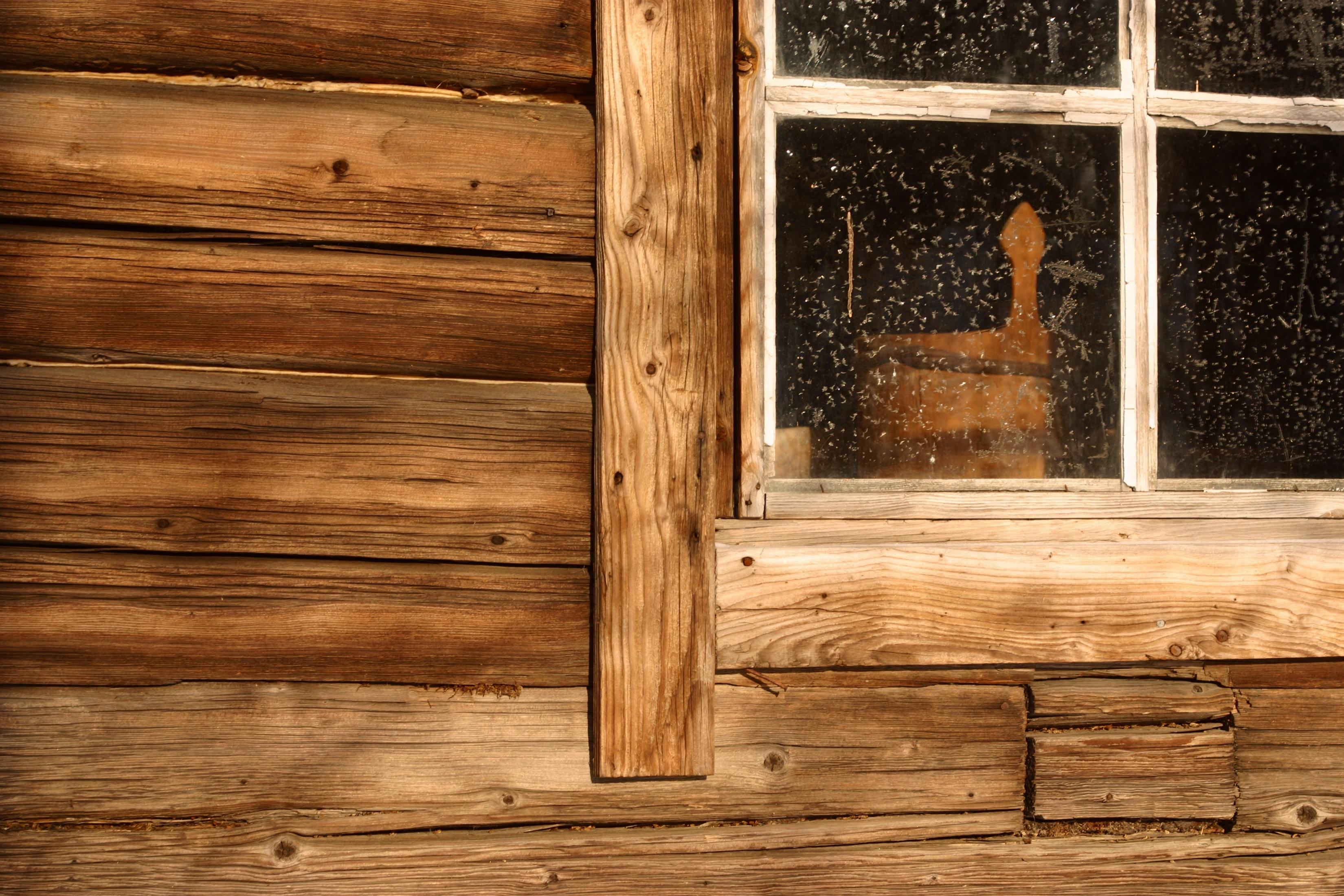 Cómo reparar los marcos podridos de una ventana de madera? |
