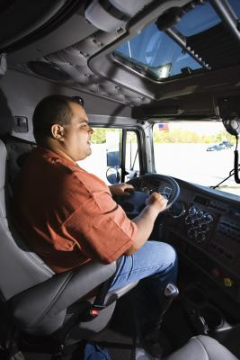 Truck Driver Salary >> Union Truck Driver Pay Scales | Chron.com