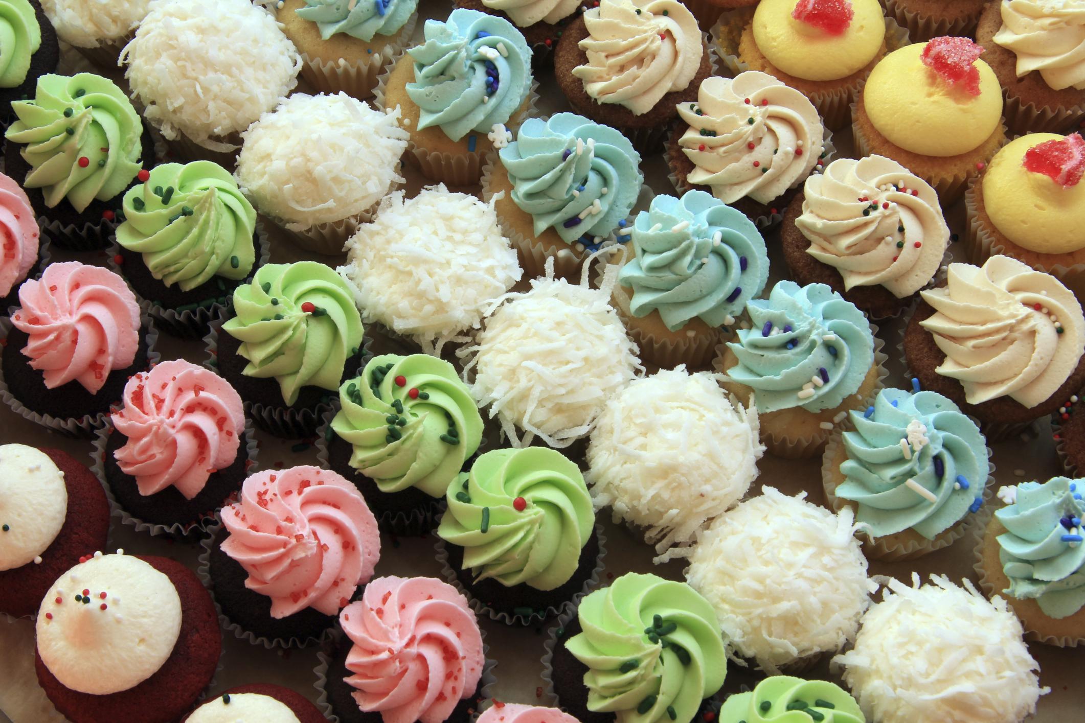 Sprinkles Mini Cupcakes Nutritional Information