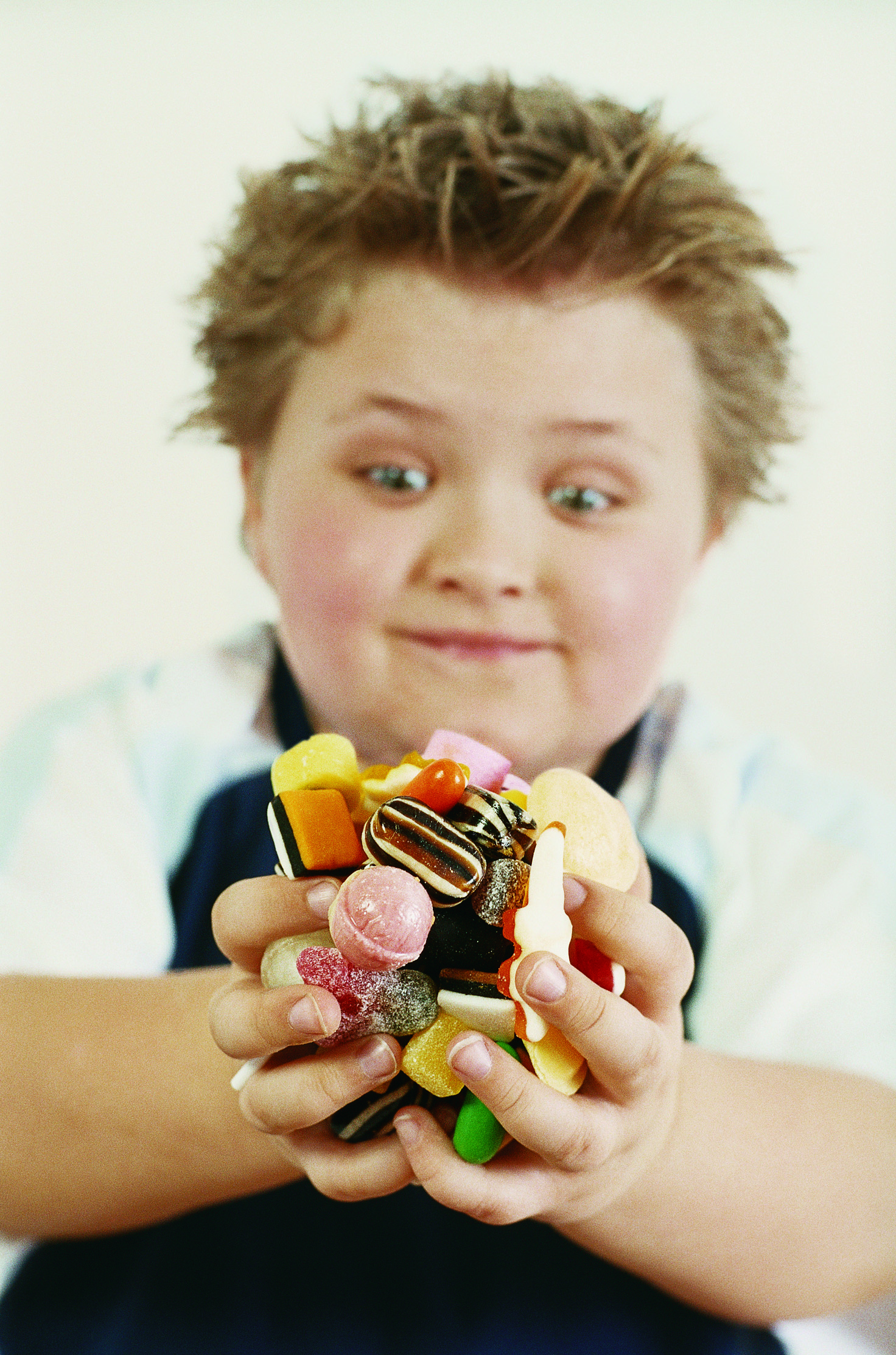 Kids are getting way more sugar than they should.