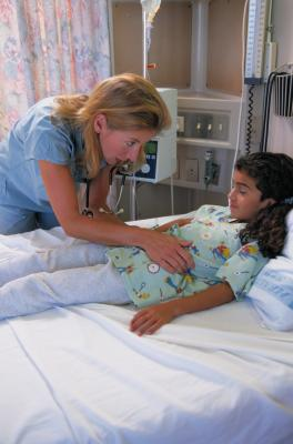 job description for a pediatric nurse