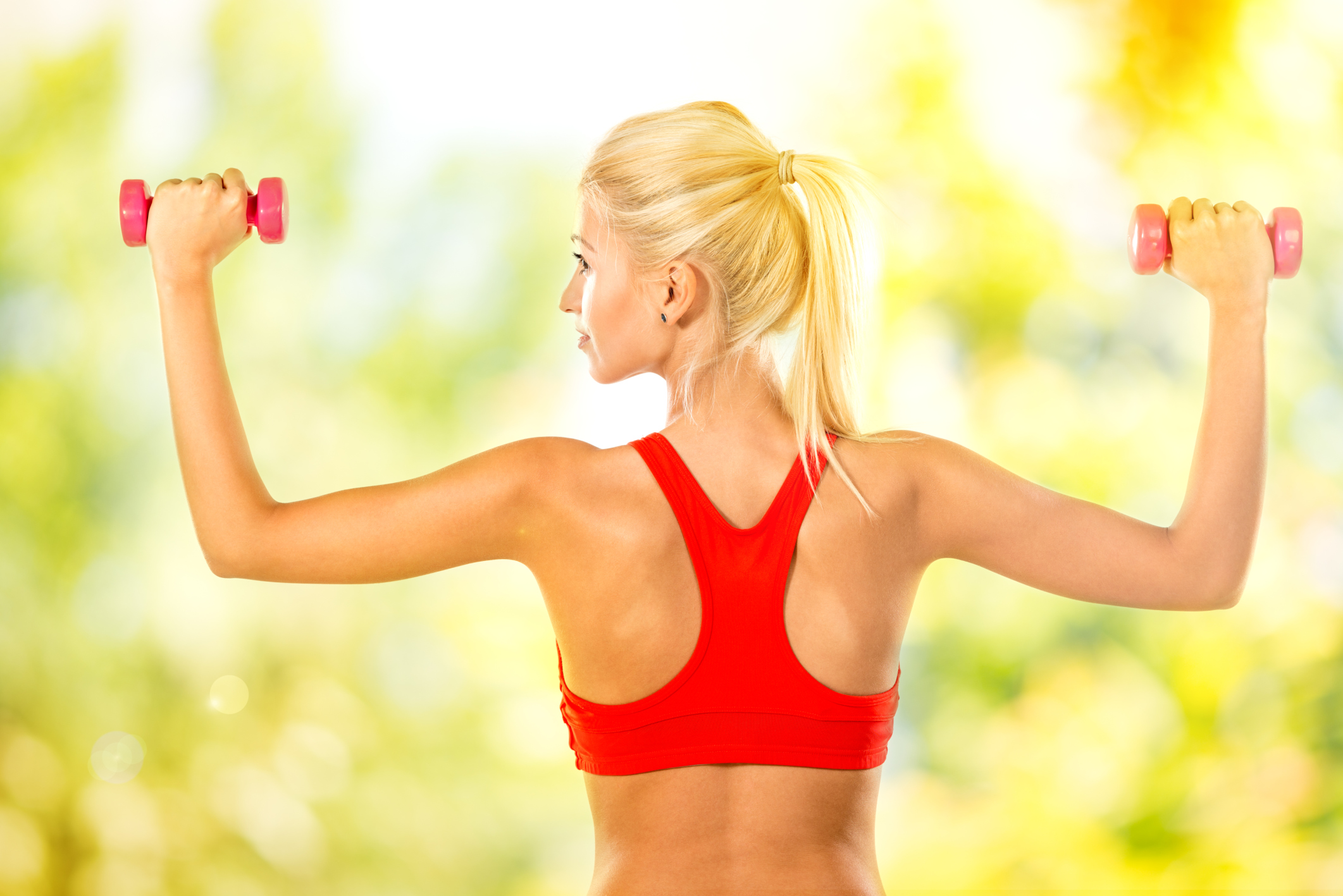 Non-Weight Bearing Upper-Body Isometric Exercises