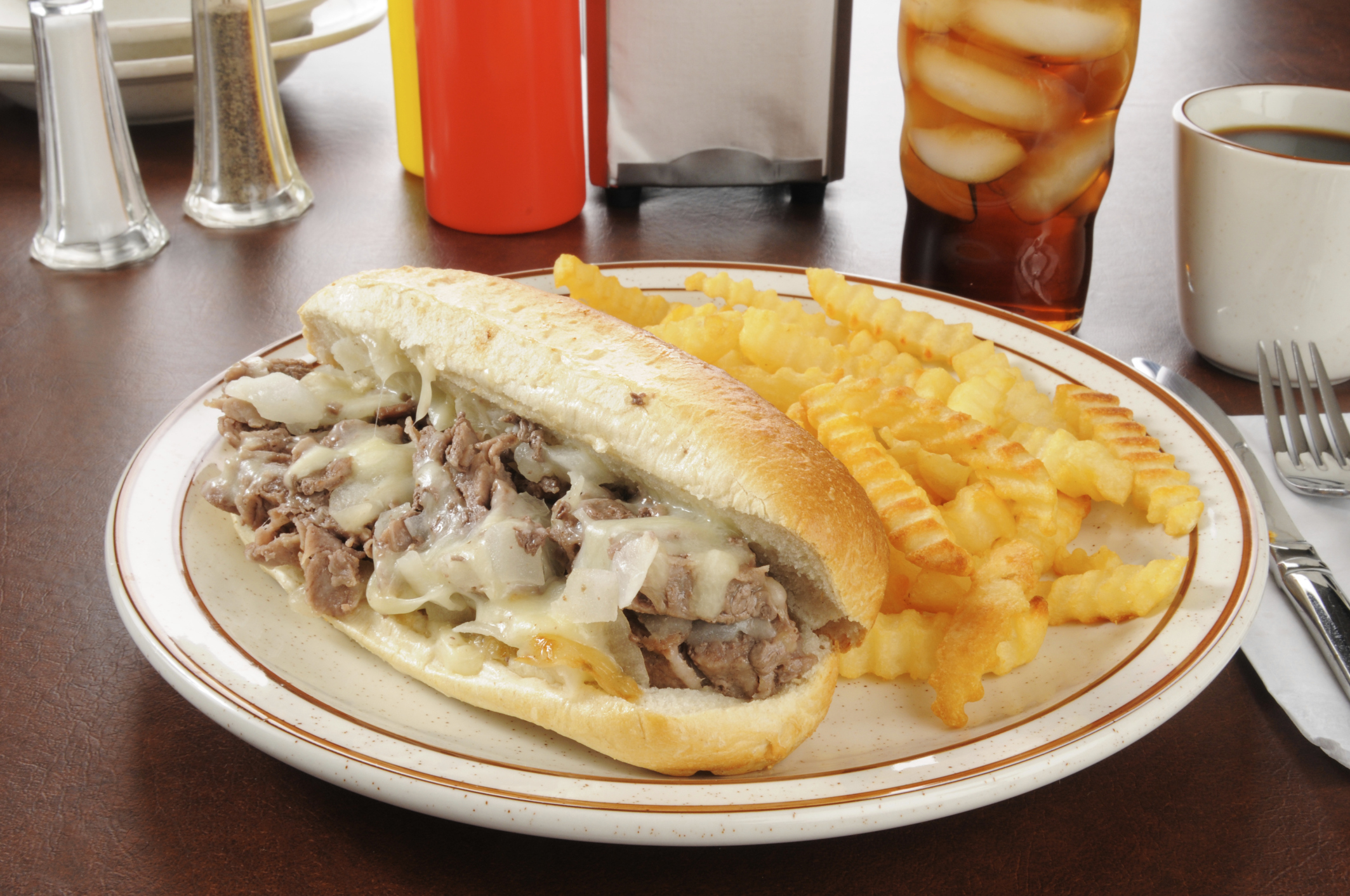 recipe: how many calories in a cheesesteak sub [2]