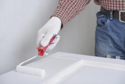 Semi Gloss Vs High Gloss Enamel Paint For Interior Doors