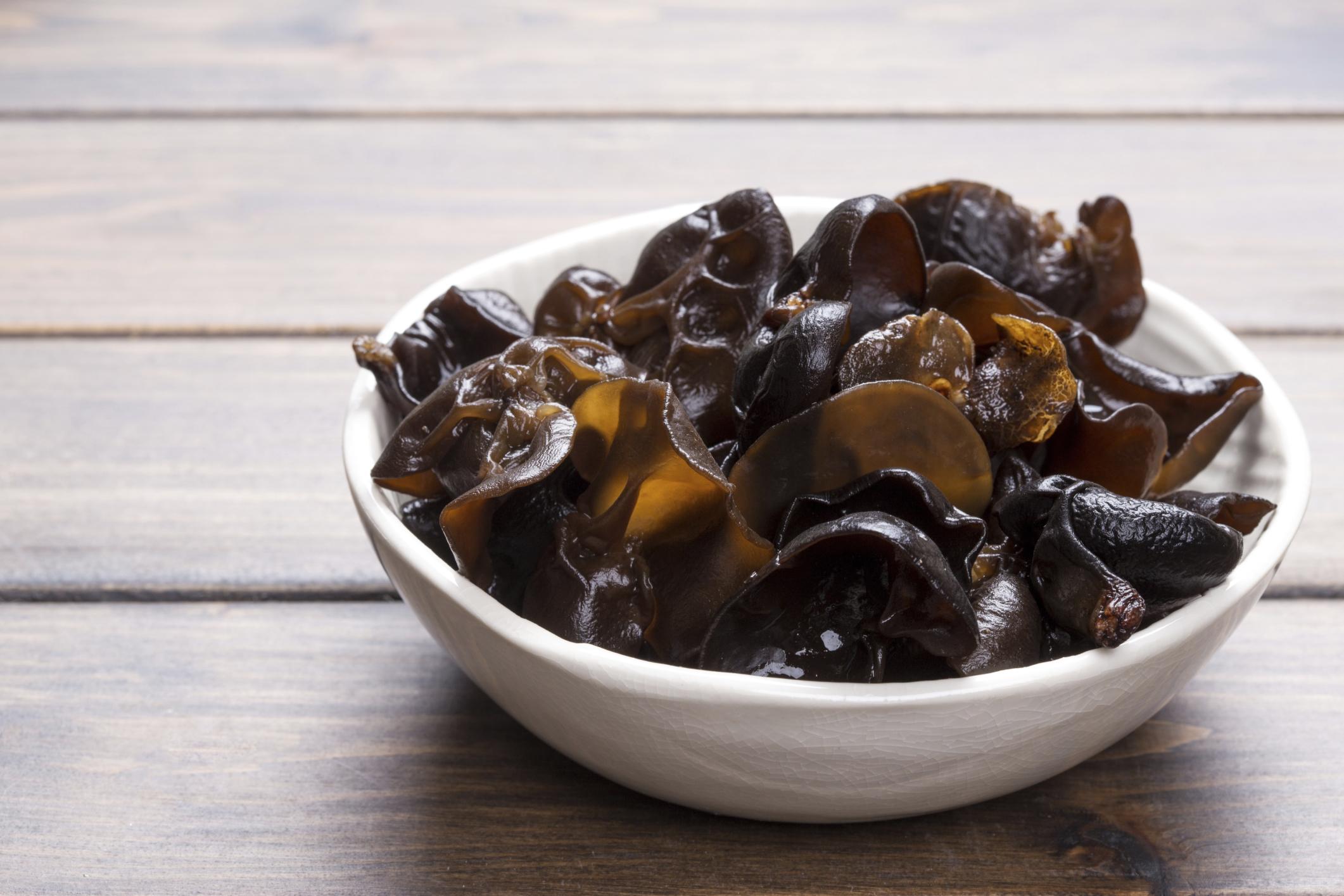 Chinese tree mushrooms. How to cook wood mushrooms 36