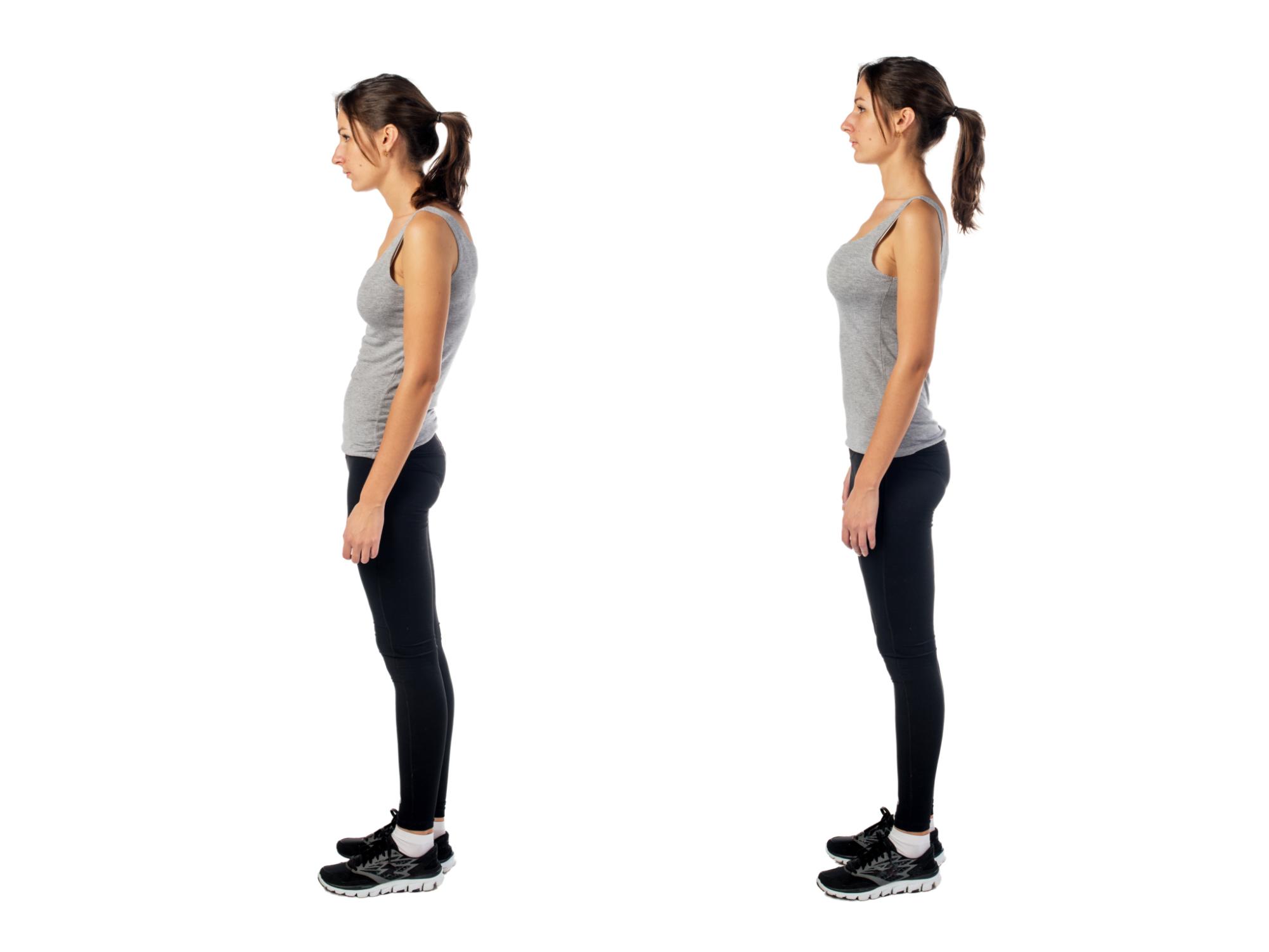 Как исправить сутулость в домашних условиях: упражнения и 73