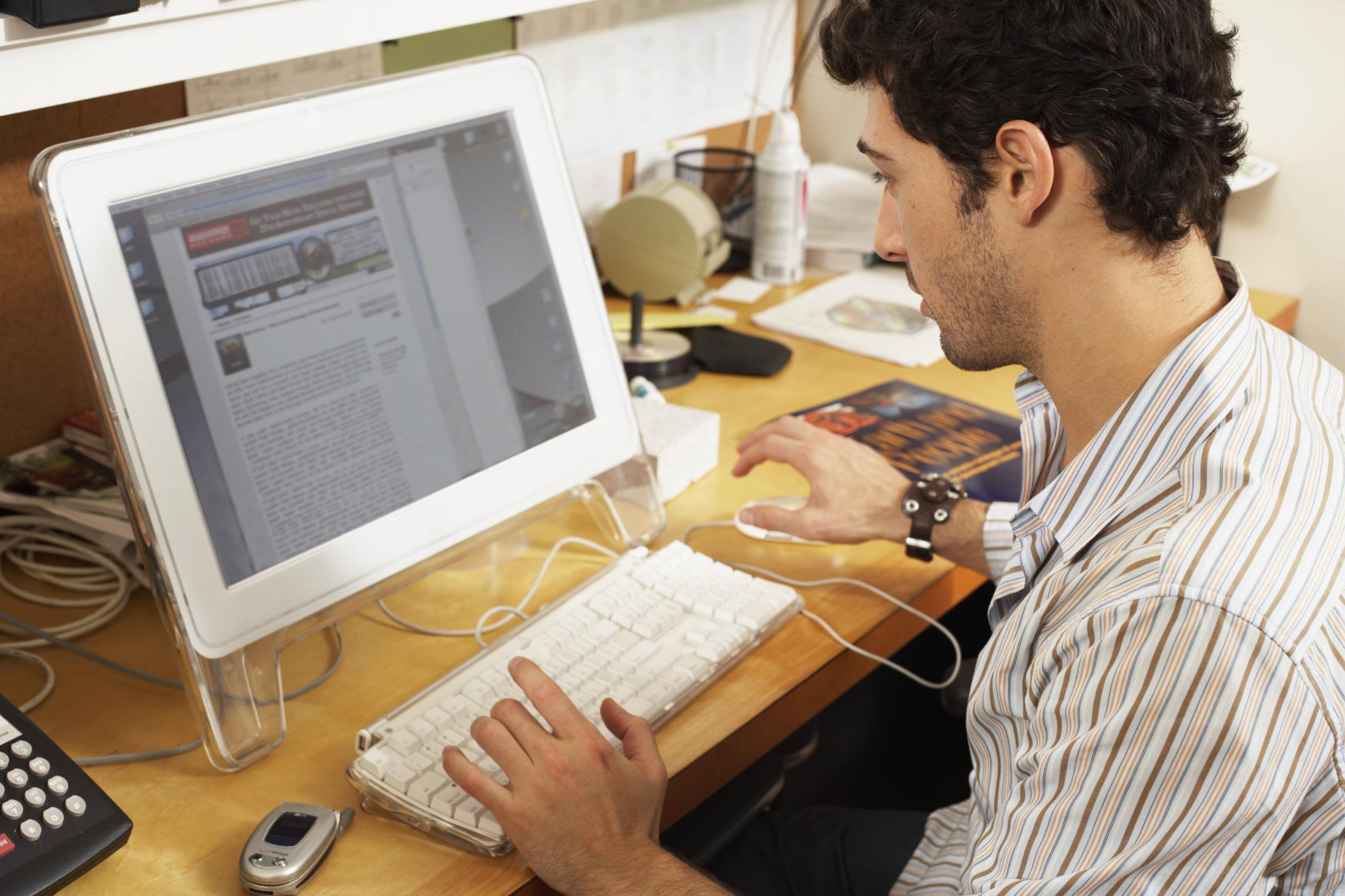 Senior Editor Job Description – System Programmer Job Description