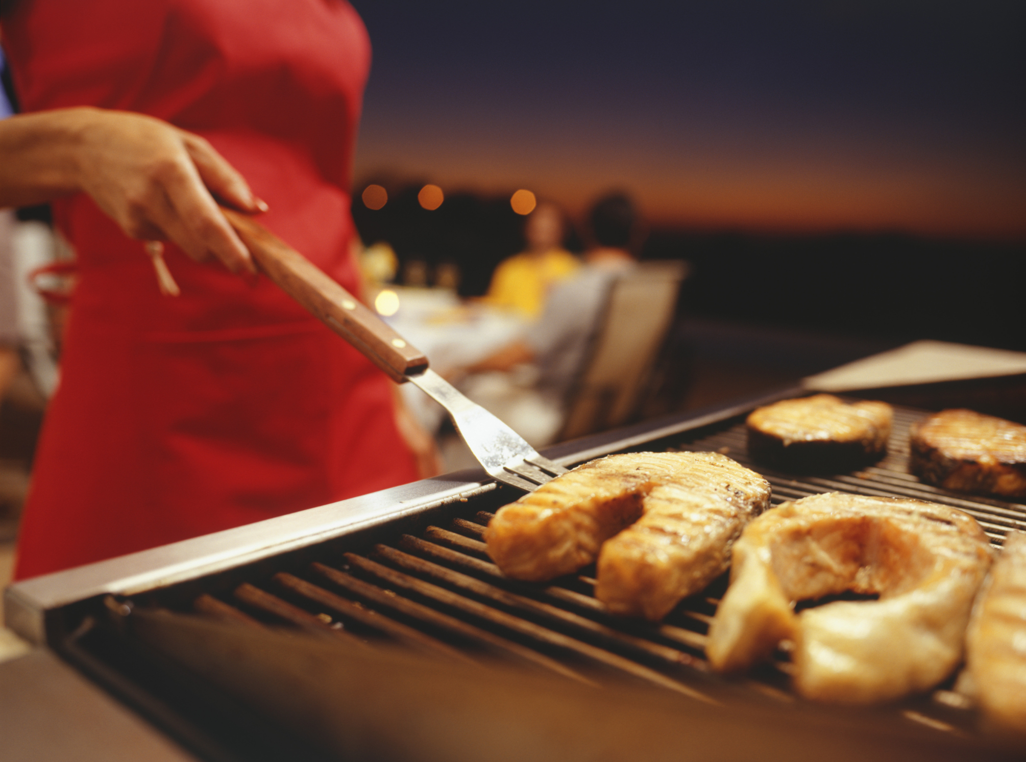 How to Cook Frozen Fish on a Grill | LIVESTRONG.COM
