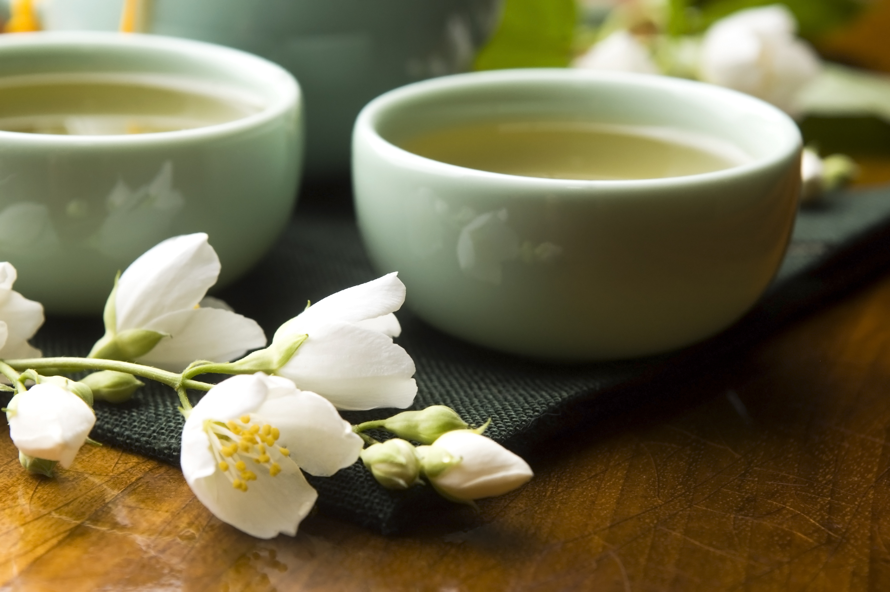 The effects of jasmine green tea livestrong izmirmasajfo Images