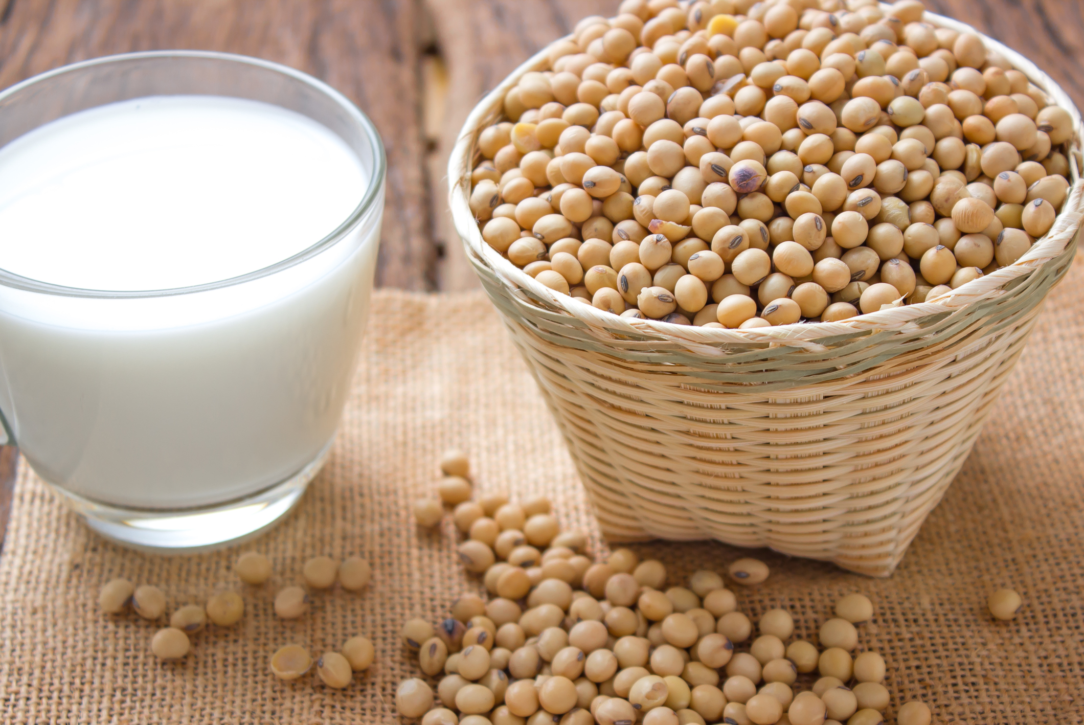 Is Vanilla Silk Soy Milk Good For You