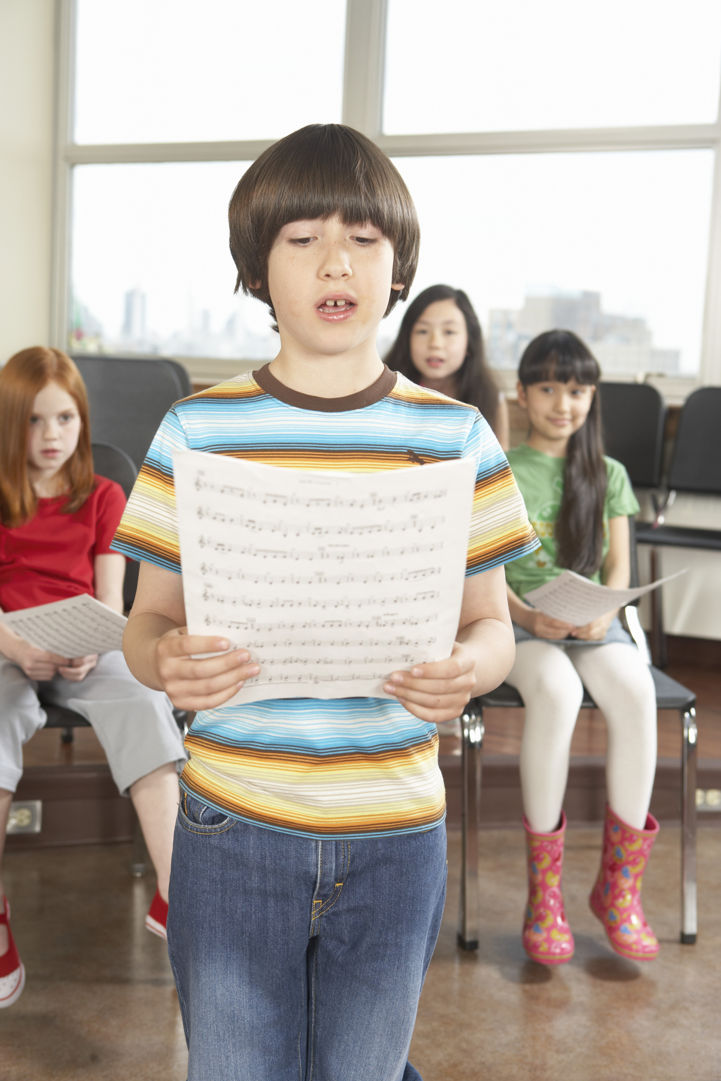 How to Create a School Song | Synonym