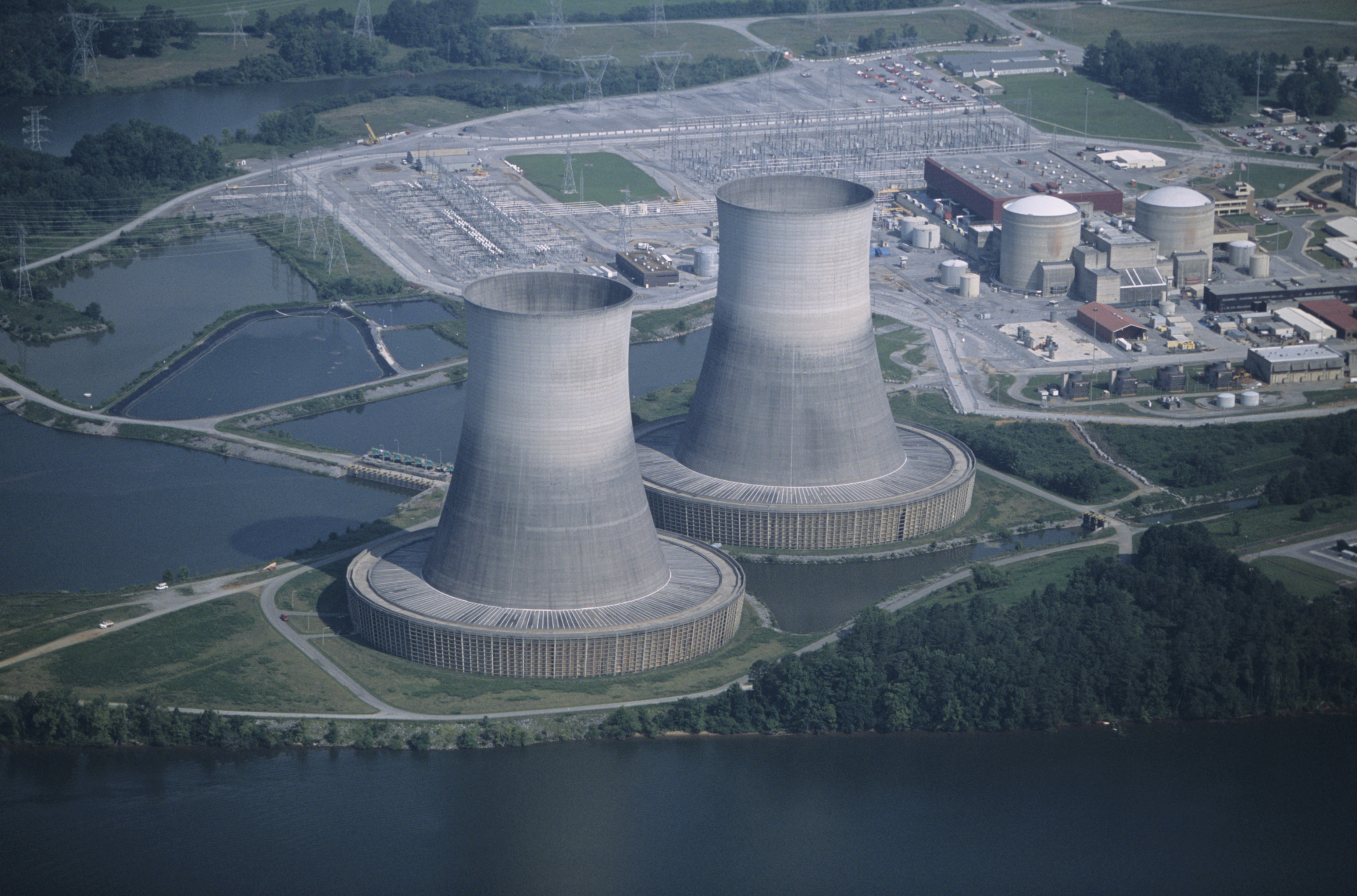 Two Environmental Problems Of Nuclear Power For Generating