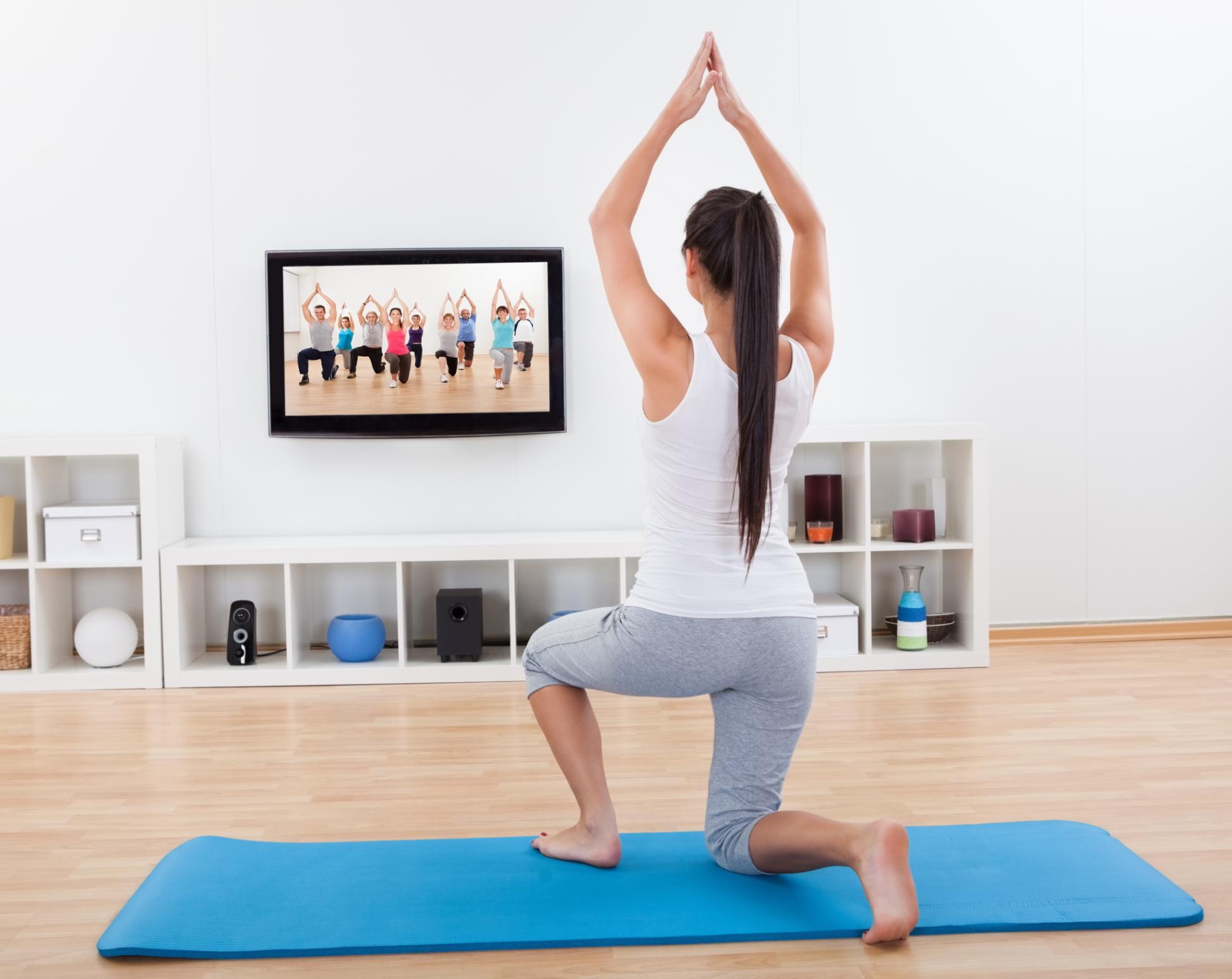 Бесплатное учение йоги для начинающих в приятной домашней обстановке 23