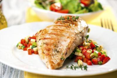 Fruit Vegetables And Meat Fruit Vegetable Lean Meat