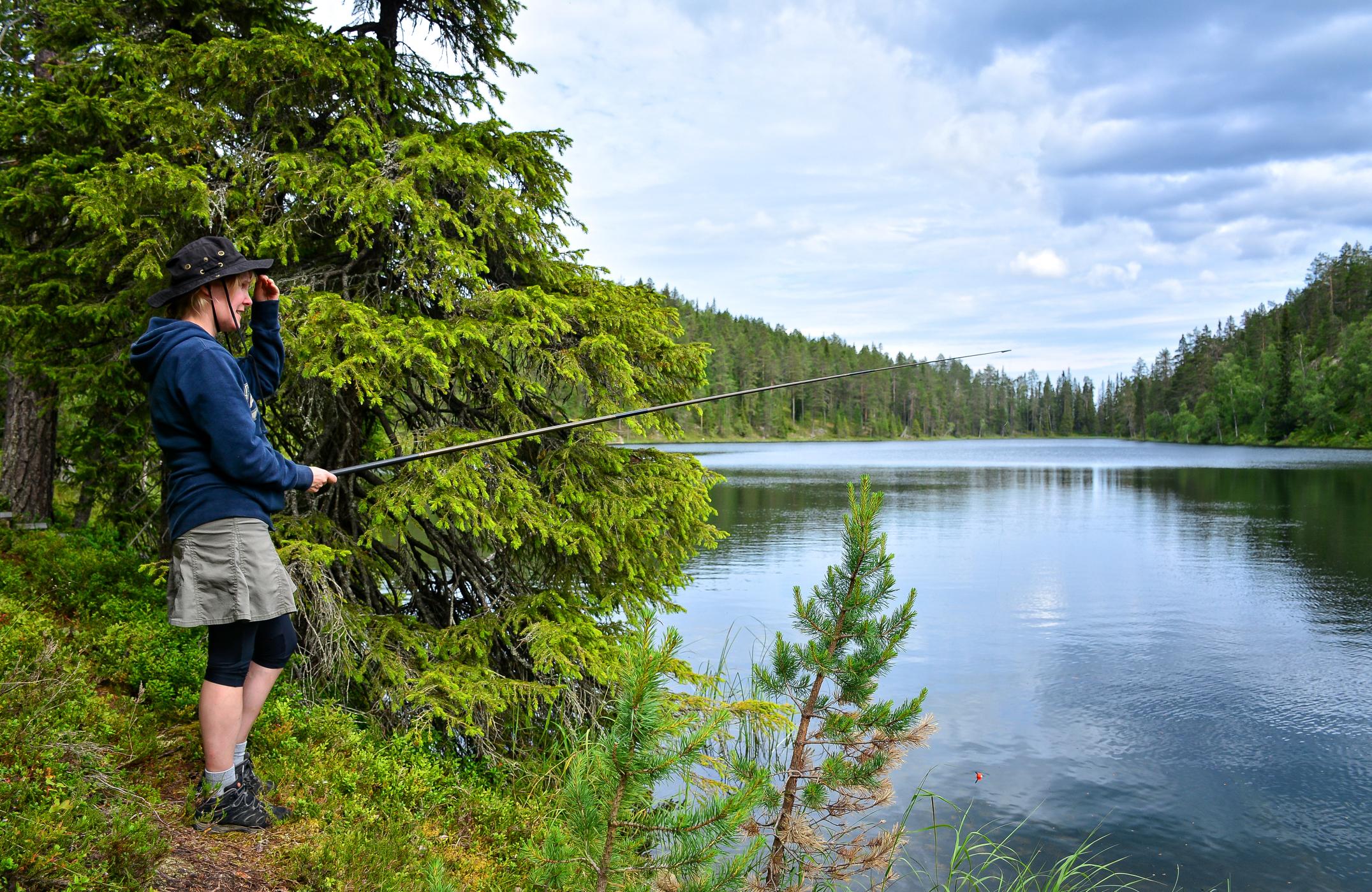 Best Fishing Spots Near Las Vegas