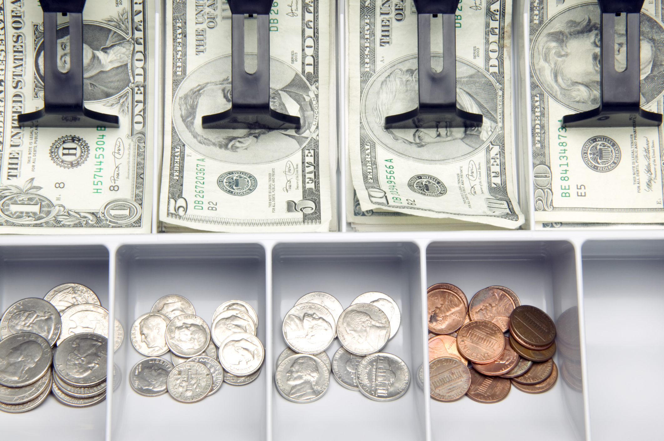 how to reconcile a cash drawer