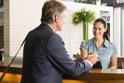 What Traits To Look For In A Receptionist Chron Com
