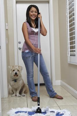 How To Trim Door Frames For Tile Home Guides Sf Gate
