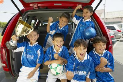 Social Benefits of Children's Team Sports