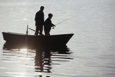 Fishing on crystal lake in northern michigan usa today for Crystal lake fishing