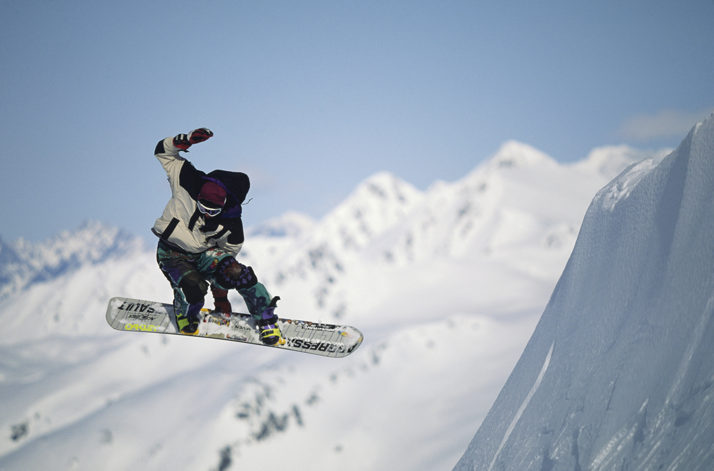 the salary of pro snowboarders