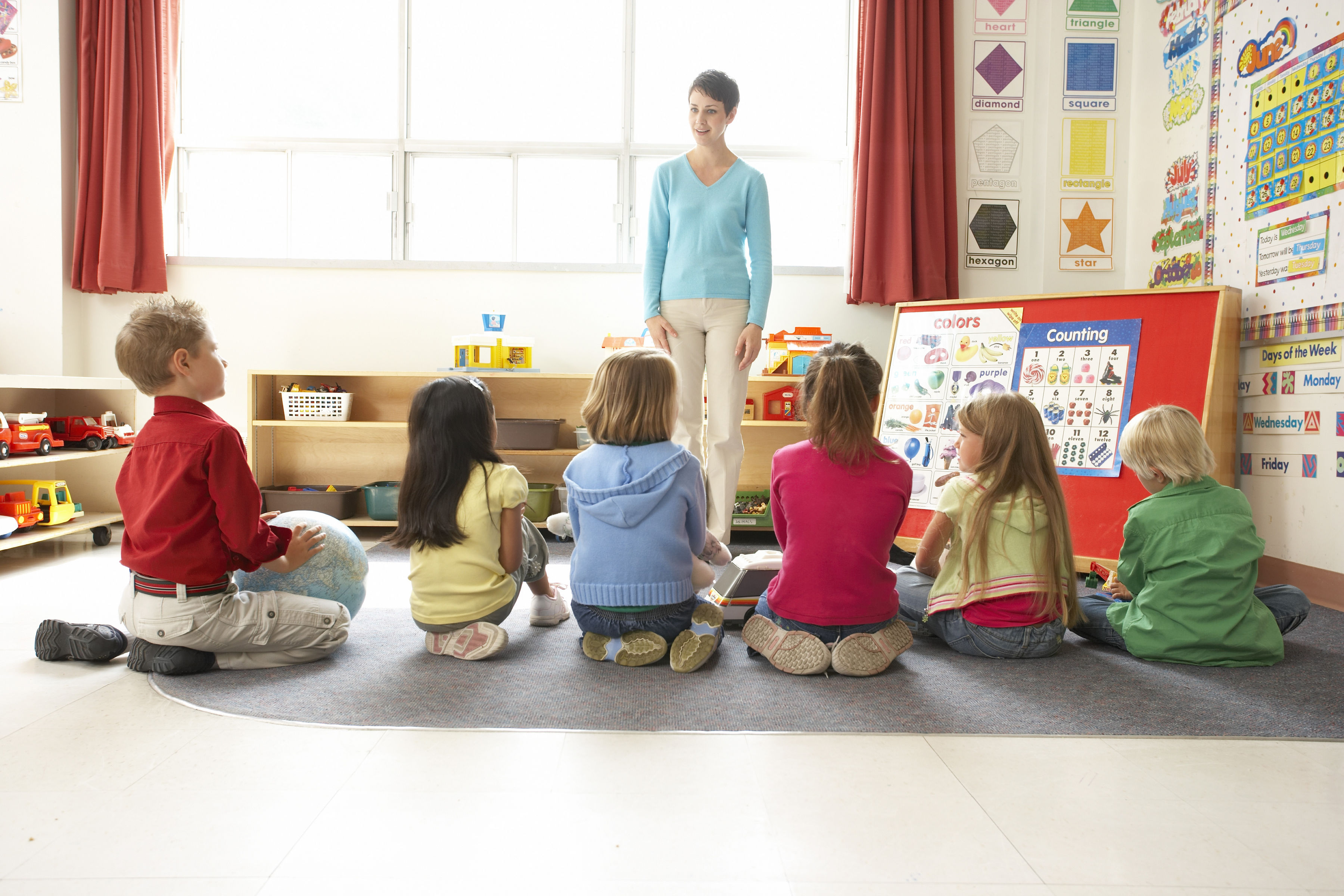 a description and role of the preschool programs The effectiveness of early childhood development programs a systematic review laurie m anderson  opment programs work by directly improving preschool par-.