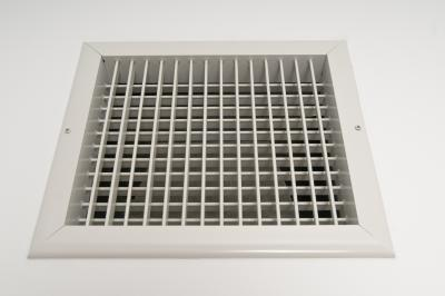 How To Cut Heating Vents Into The Floor Amp Ceiling Home