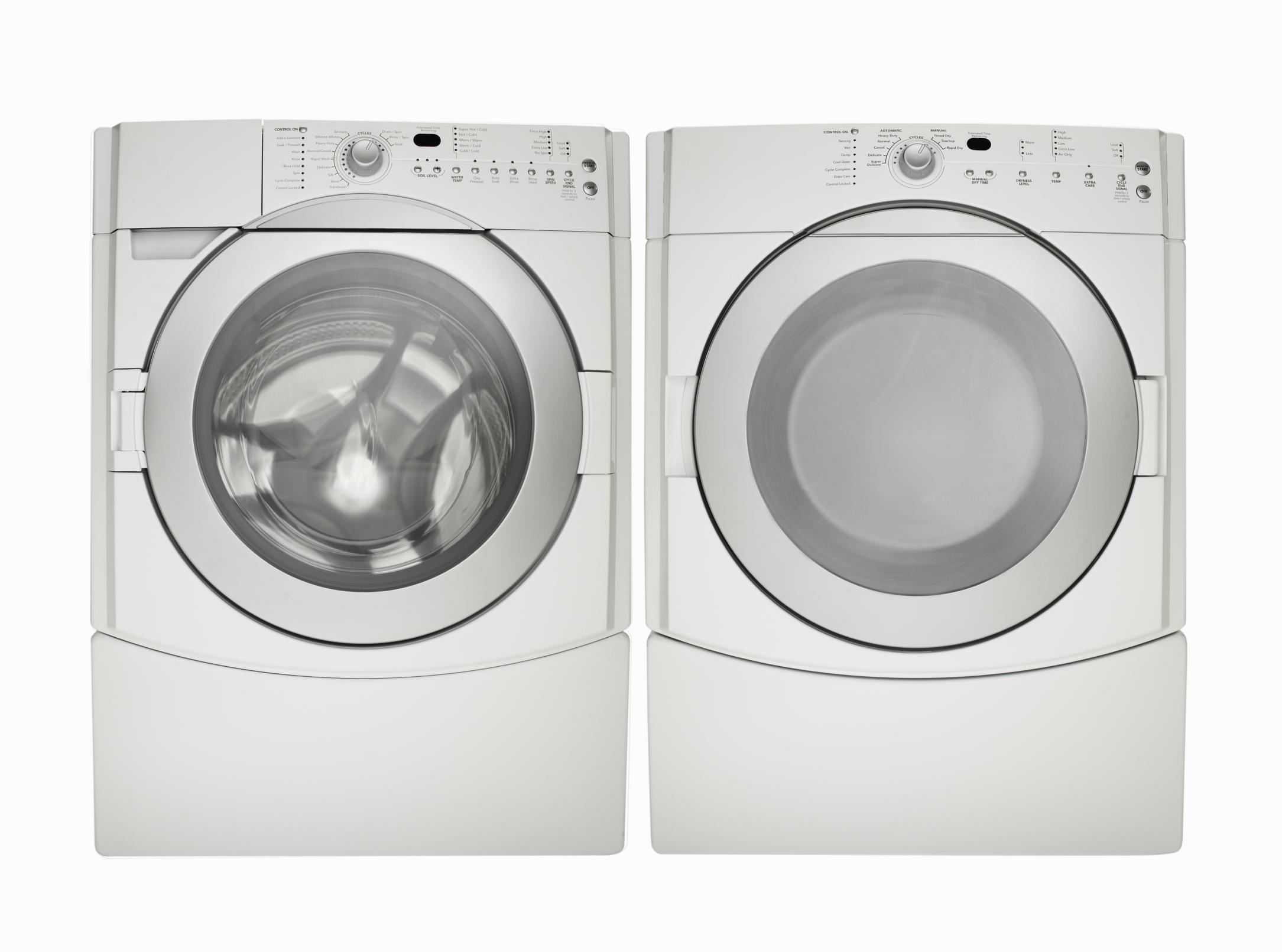 Códigos de error de la secadora Whirlpool Duet |