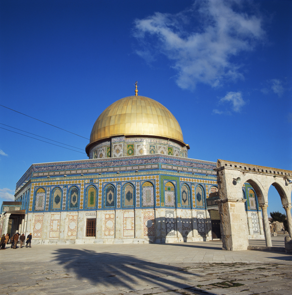 Best Places In The World To Live As A Muslim: The Five Most Famous Landmarks In Israel