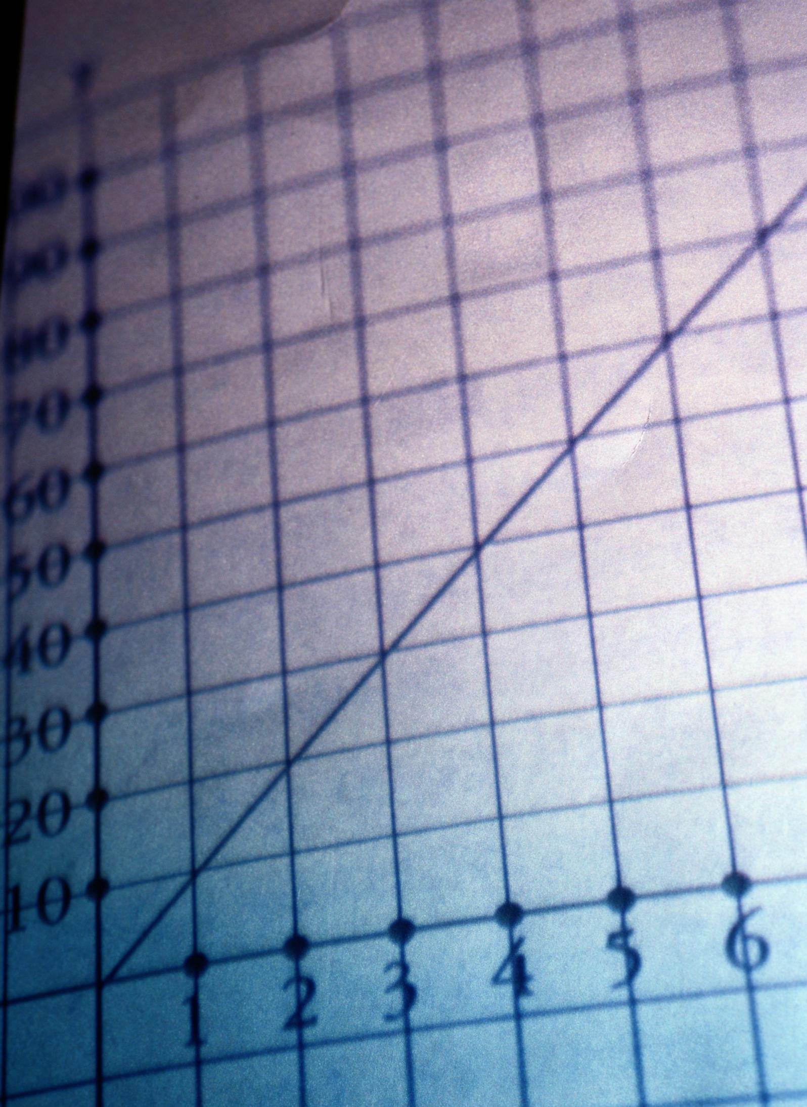 Cómo usar Excel para determinar la relación entre dos conjuntos de ...