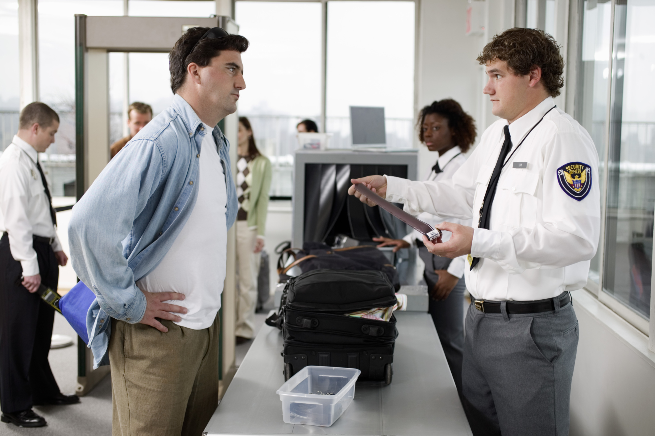 airport security officer job description career trend - Transportation Security Officer