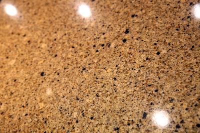 A clear cloat can add to the longevity of a Countertop Transformations' surface.