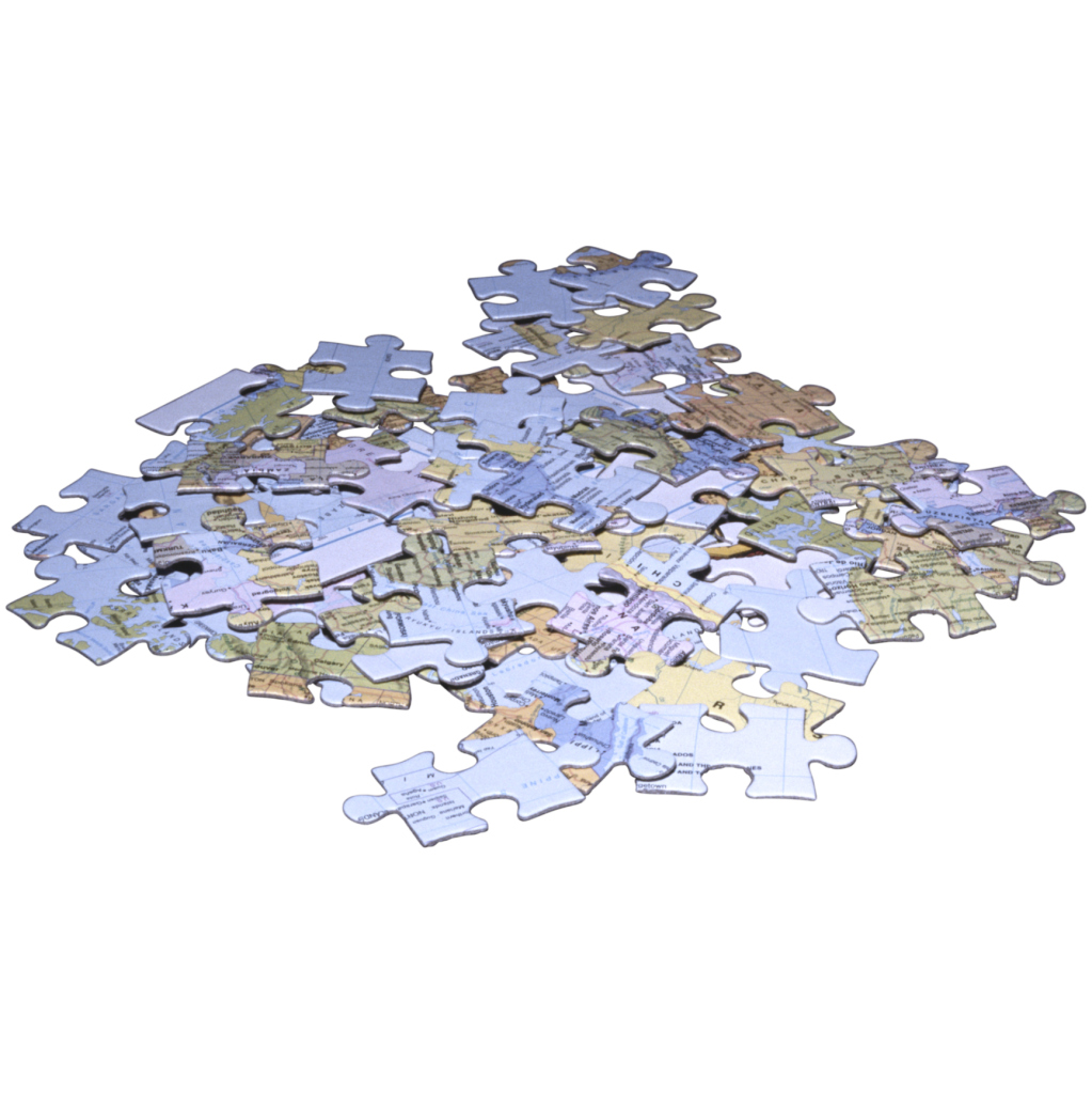 How To Hang Jigsaw Puzzles On The Wall Our Pastimes