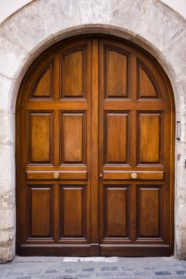 How To Install Astragal On A Pair Of Doors Home Guides