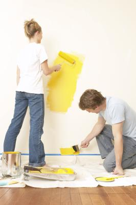 How To Tone Down Bright Yellow Paint Home Guides Sf Gate