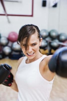 Workout With Dumbbells for Boxing | Chron.com