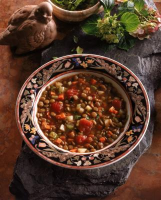 The Nutrition of Lentil Soup