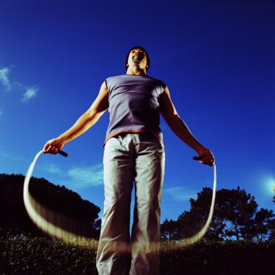 The Types Of Jump Rope Styles Amp What They Target Chron Com