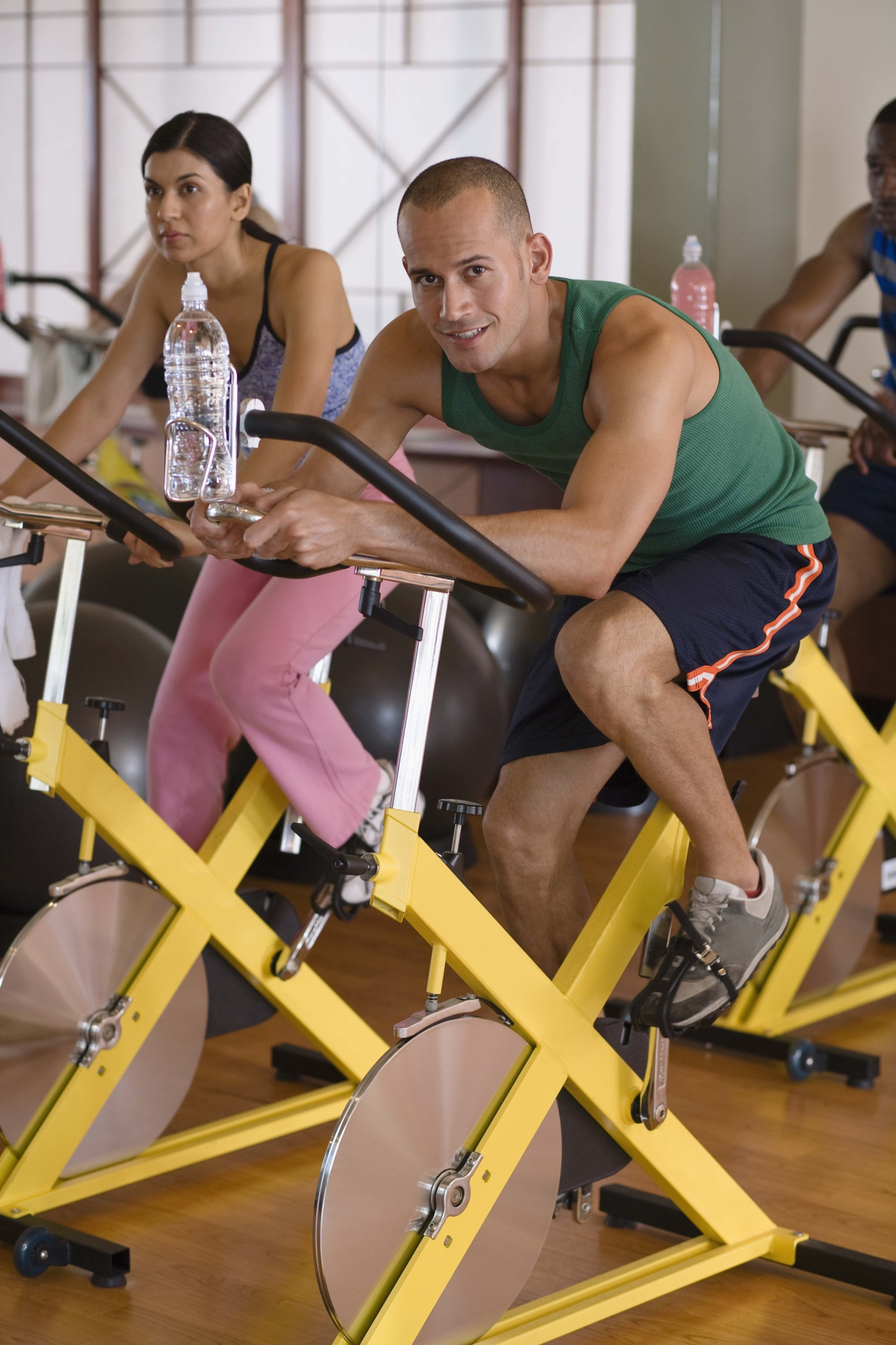 Focus on keeping an exercise routine going over months, not on grams per day.