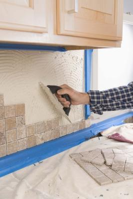 sanded vs non sanded grout for tile home guides sf gate. Black Bedroom Furniture Sets. Home Design Ideas