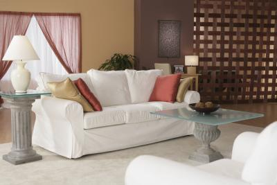 cu nta tela se necesita para cubrir un sof con cojines