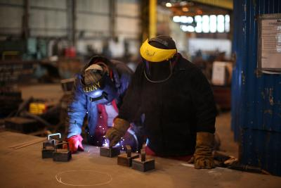 How to Become a Welder Helper | Chron.com