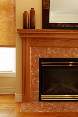 How To Attach A Fireplace Mantel Ehow Uk