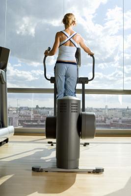 Elliptical Workout Plan for Toning - Woman