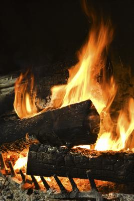 How To Clean A Fireplace With Potato Peels Home Guides