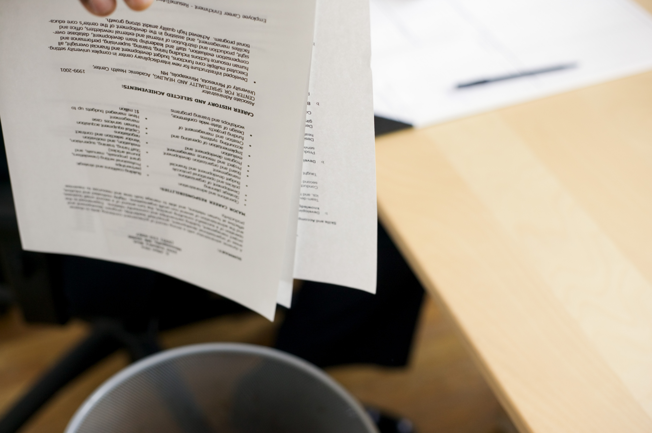 What Is a Profile Title in a Resume? | Bizfluent